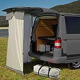 Tente arrière sans armature - Compatible avec VW T4 T5 T6 - Avec kit de fixation