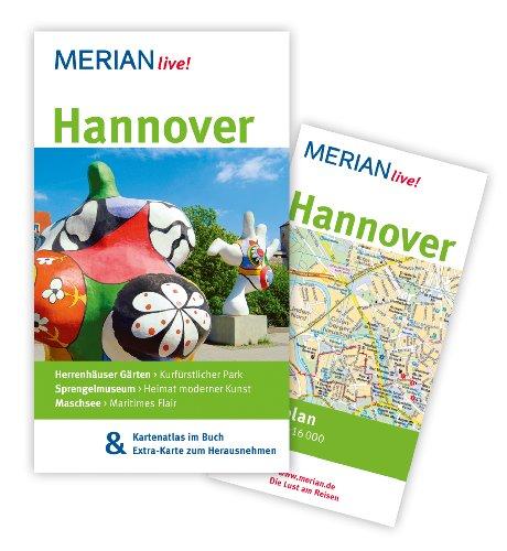 Image of MERIAN live! Reiseführer Hannover: MERIAN live! – Mit Kartenatlas im Buch und Extra-Karte zum Herausnehmen