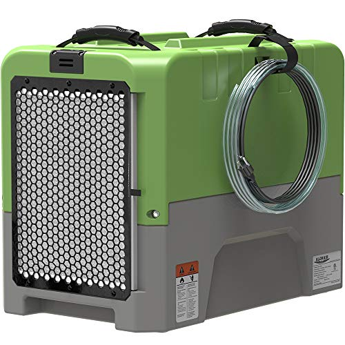 Check Out This AlorAir LGR Dehumidifier with Built-in Pump, for Water Damage Restoration, 5 Years Wa...