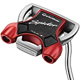 TaylorMade 2018 Spider Tour Platinum Putter (Double Bend, Right Hand, with Sightline, 35 Inches)