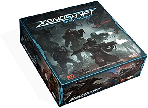 Cool Mini or Not CMNXS0001 - Xenoshyft Onslaught