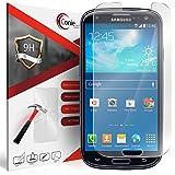 Conie 9H3318 9H Panzerfolie Kompatibel mit Samsung Galaxy S3 / S3 Neo, Panzerglas Glasfolie 9H Anti Öl Anti Fingerprint Schutzfolie für Galaxy S3 Galaxy S3 Neo Folie HD Clear