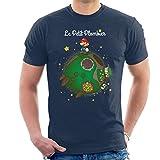 Super Mario The Little Prince Le Petit Plombier Men's T-Shirt