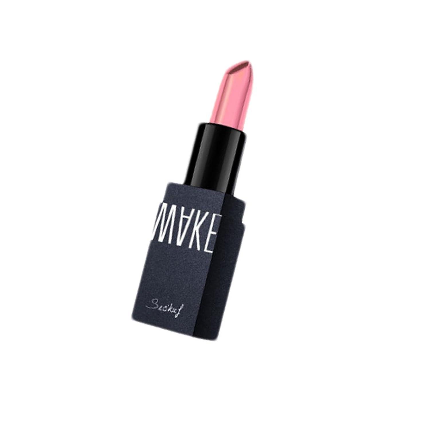 便宜ラリーベルモントピンポイントPerfk カラーチェンジ 口紅 リップスティック 温度変化色 潤い 6仕様選べ - ピンク