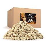 Bolson Grill- & Kaminanzünder (10 kg) aus Holzwolle & Wachs - Ökologische & FSC zertifizierte...