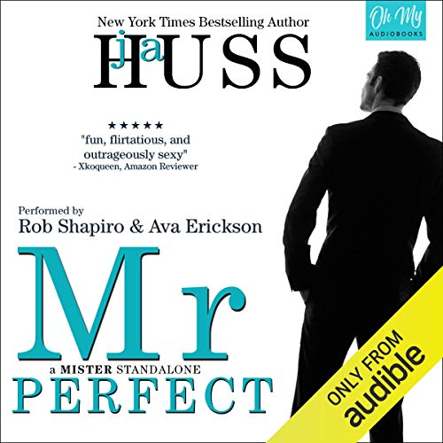Couverture de Mr. Perfect: A Mister Standalone