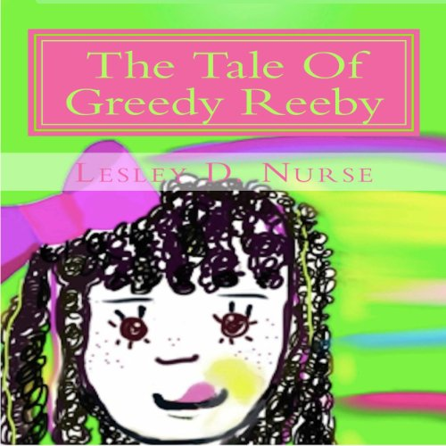 The Tale of Greedy Reeby audiobook cover art