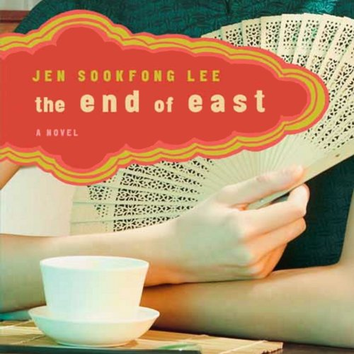 The End of East audiobook cover art