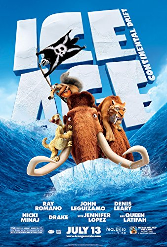 ice age continental drift 3d - 7