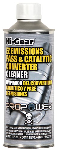 Hi-Gear HG3270s EZ Emissions Pass and Catalytic Converter Cleaner