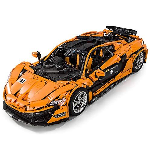 IT IF IT Technik Bausteine Auto McLaren P1 Sportwagen, 3228 Teile Sportwagen Bauset Kompatibel mit Großen Marken
