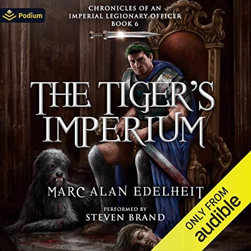 The Tiger's Imperium cover art