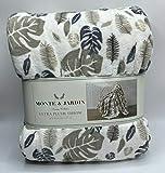 Monte & Jardin Ultra Plush Throw 60 x 70 in...