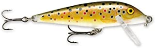 Rapala Countdown 01 Fishing lure, 1-Inch, Brown Trout