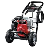 PowerBoss 3100 MAX PSI at 2.4 GPM Gas Pressure Washer with Detergent Tank, 25-Foot High-Pressure Hose, and 4...