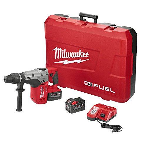 Milwaukee 2717-22HD M18 FUEL 1-9/16 in. SDS-Max Rotary Hammer High Demand 9.0Ah Kit