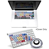 Logickeyboard Skin designed for Media Composer 8 compatible With MacBook Air, MacBook, MacBook Pro - Part:LS-MCOM4-MBUC-US