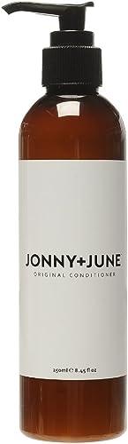 JONNY+JUNE Original Conditioner 250ml - Paraben Free, Vegan Friendly, Cruelty Free, Certified Organic Ingredients and...