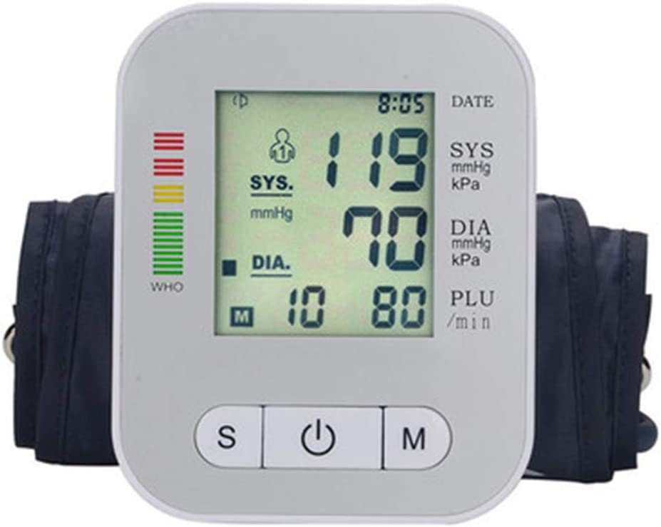 Lncpda Home Sphygmomanometer with Blood Professional Pres Inexpensive Max 76% OFF Manual