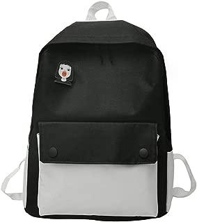 School Backpack for Girls, chinatera Lightweight Water-Resistant Backpack Men Women College Schoolbag Travel Bookbag