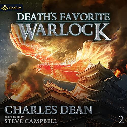 Death's Favorite Warlock 2 cover art