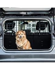 Heldenwerk Hondenrek Auto universeel voor Honden - Hond Auto Kofferbak Scheidingsrooster traploos instelbaar - Hodenrek, hondenbeschermingsrooster