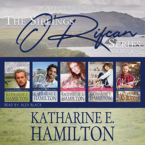 The Siblings O'Rifcan Series: Books 1-5 Audiobook By Katharine E. Hamilton cover art
