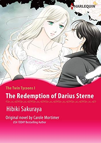 The Redemption of Darius Sterne: Harlequin comics (The Twin Tycoons Book 1) (English Edition)