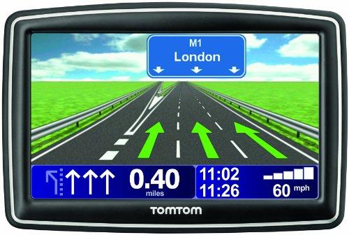 TomTom-XXL-Classic-Navigationssystem-Kontinent-Ausschnitt