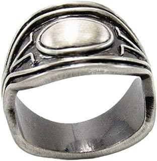 Marvel Comics Black Panther Wakanda King T'Challa Cosplay Metal Ring Multiple Sizes