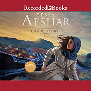 Thief of Corinth                   By:                                                                                                                                 Tessa Afshar                               Narrated by:                                                                                                                                 Rendah Heywood                      Length: 9 hrs and 35 mins     5 ratings     Overall 5.0