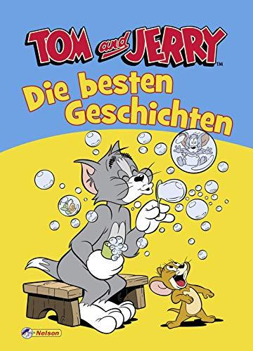 Tom und Jerry: Die besten Geschichten: 4 lustige Vorlesegeschichten zu dem beliebten Zeichentrick-Klassiker (ab 3 Jahren)