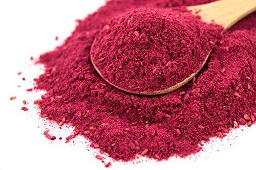 Freeze Dried Raspberry Powder 50g (Sussex Wholefoods)