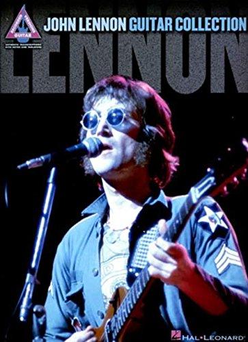John Lennon: Guitar Collection -Tab Book-: Songbook, Tabulatur für Gitarre (Recorded Version (Guitar))