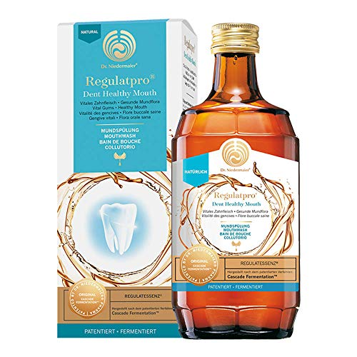 Dr. Niedermaier Regulatpro® Dent Healthy Mouth I die intelligente Mundspülung (1x 350ml)