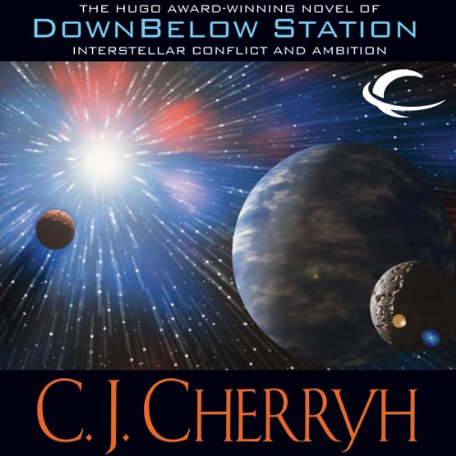 Downbelow Station audiobook cover art