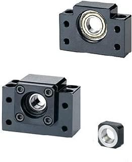 2pcs/lots Ballscrew End Supports1pcs BK12 + 1pcs BF12 1605 1604 ballscrew End Support CNC Parts for SFU1605 SFU1604