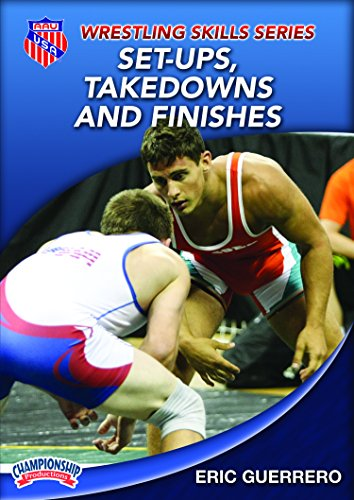 Eric Guerrero: AAU Wrestling Skills Series: Set Ups, Takedowns and Finishes (DVD)