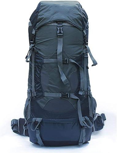Jolly 80L Cadre Interne Sac à Dos randonnée Sacs à Dos pour la randonnée en Plein air Voyage d'escalade Camping Alpinisme