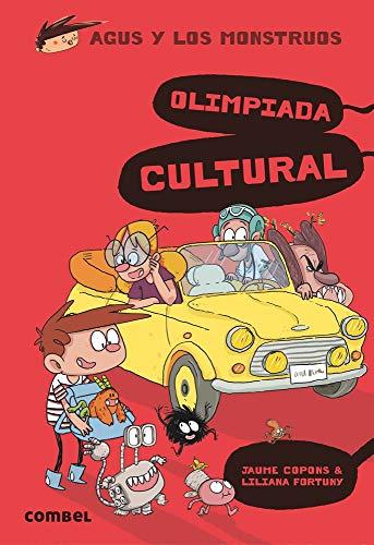 Olimpiada Cultural: 13 (Agus y los monstruos)