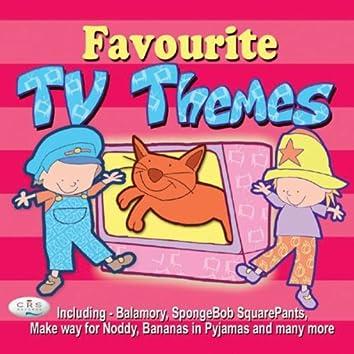 Favourite TV Themes