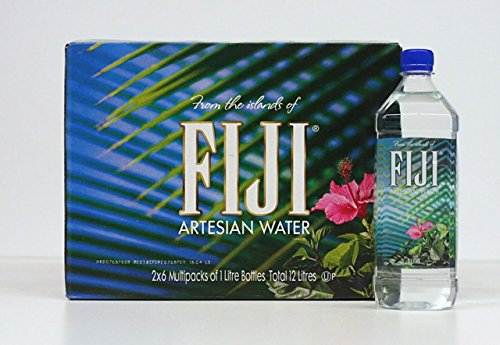 FIJI Wasser 1L (12er Tray)