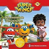 Super Wings 14. Schwimmende Schweinchen