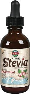 KAL Pure Stevia Extract, Peppermint, 1.8 Fluid Ounce