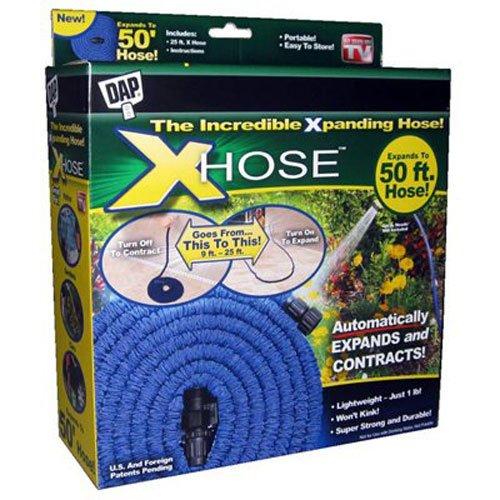 Dap 09114 Xhose 50-Feet Incredible Expanding Hose