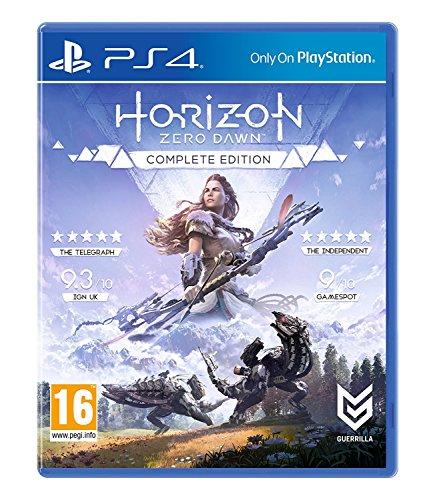 Horizon Zero Dawn: Complete Edition (PS4) UK IMPORT REGION FREE