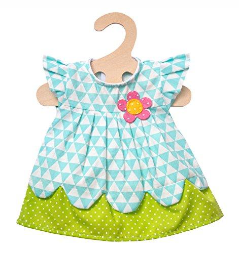 Heless 1855 - Kleid für Puppen im Daisy-Design, Größe 28 - 35 cm