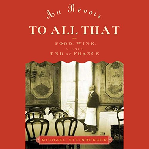 Au Revoir to All That audiobook cover art