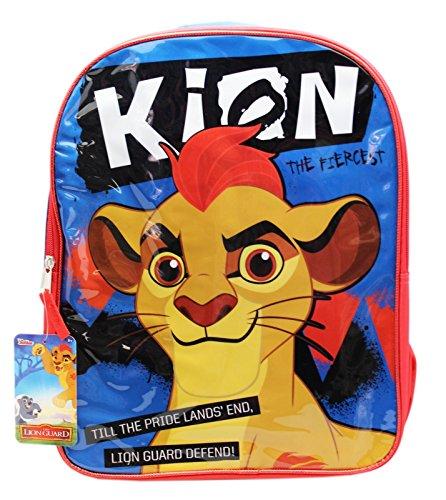 Lion Guard TILL THE PRIDE LANDS' END 16' Large School Backpack