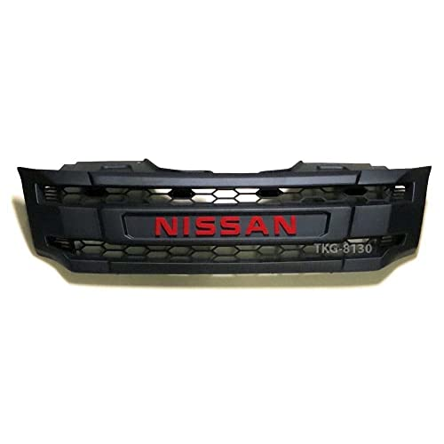 nissan frontier navara grille grill front accessories bumper pickup np300 trim led amazon mesh